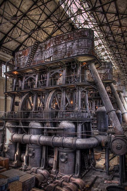 Steampunk | Steam punk, Industrial and Punk