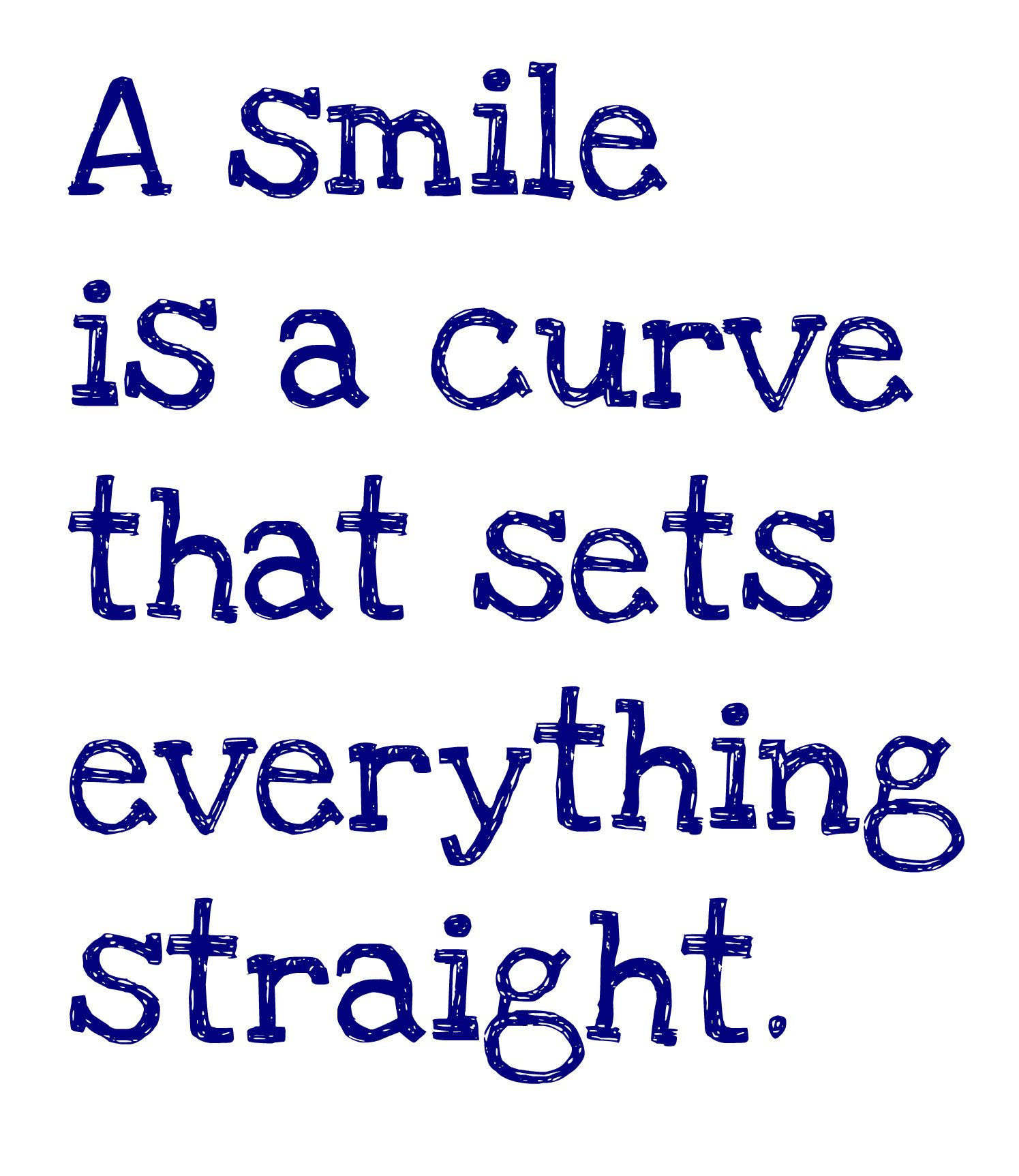 Happy Quotes That Make You Smile: Things That Make You Think