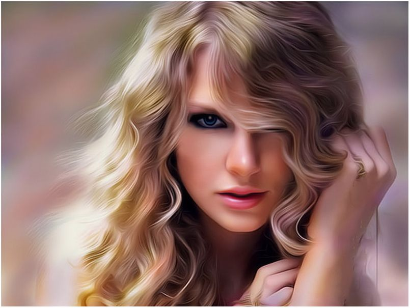 Taylor Digital Painting...