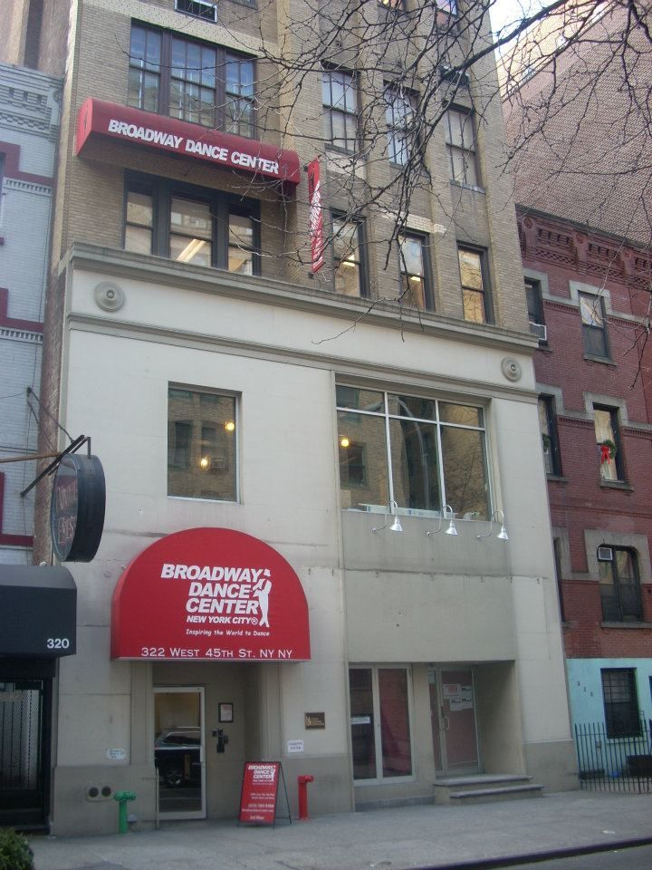 Broadway Dance Center    been there  Love it! | Morgan