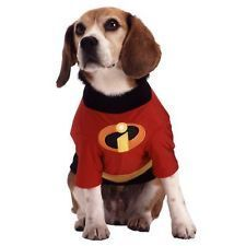 The Incredibles Disney Dog Or Cat Costume X Size Small Pet Brand