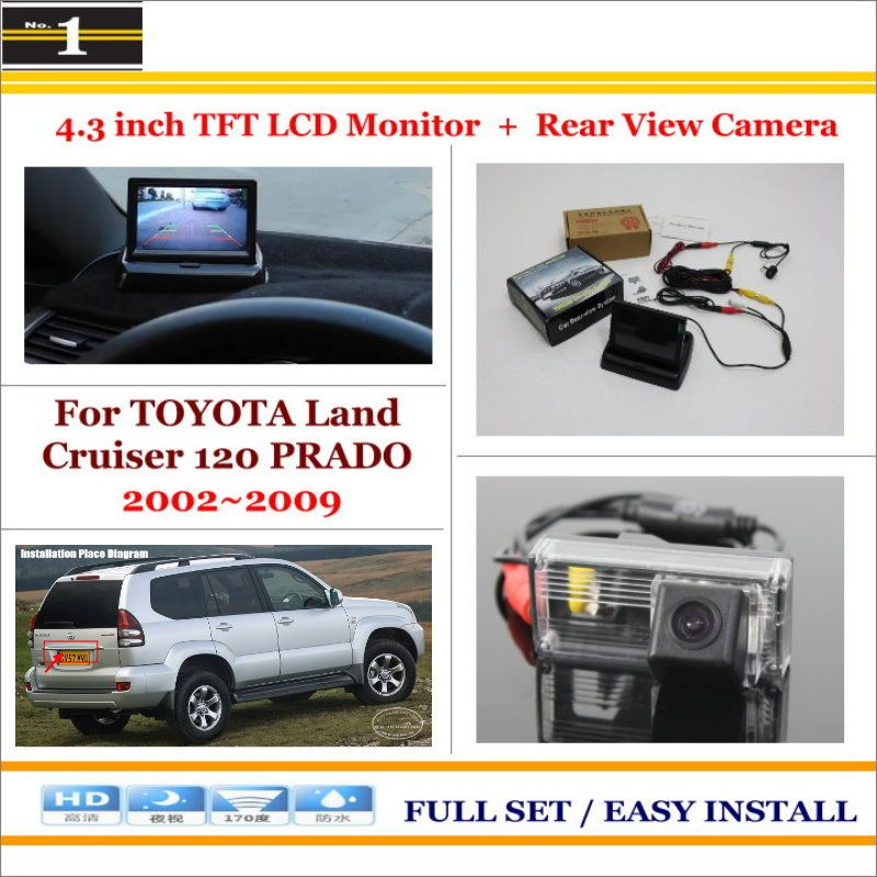 Toyota prado 2007 2010 reversing camera rearview camera toyota prado 2007 2010 reversing camera rearview camera pinterest rear view auto backup camera and toyota cheapraybanclubmaster Choice Image