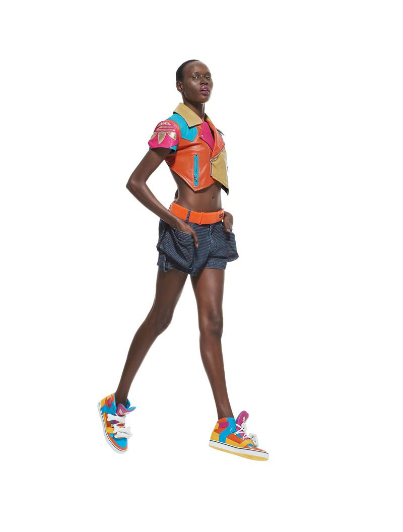 Adidas Originals By Jeremy Scott 2014 SpringSummer Lookbook