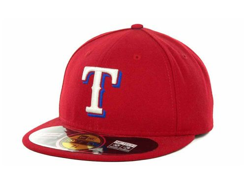Texas Rangers New Era MLB Authentic Collection 59FIFTY Cap Hats ... ad14ea3e531