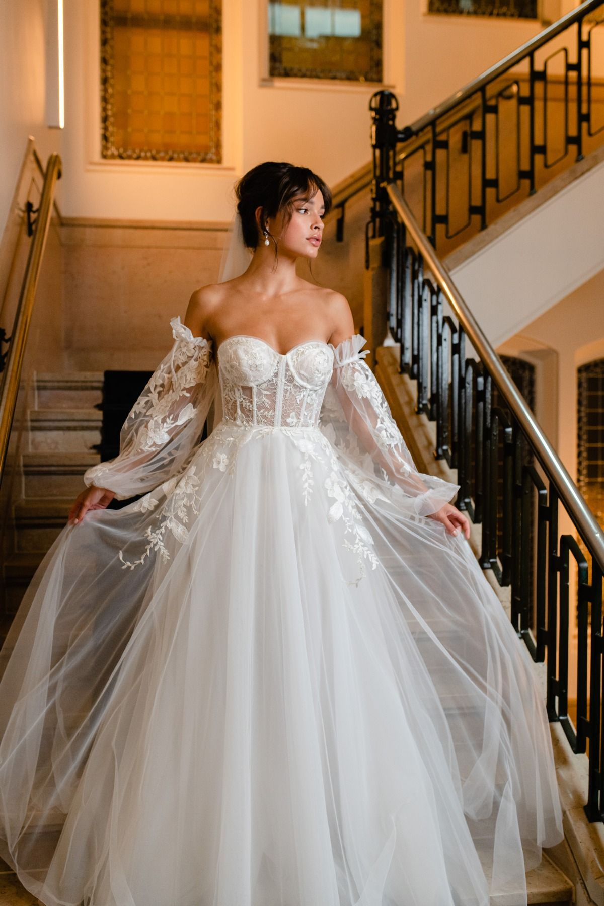 Discover Karin Rom's New Collections: Muse and Wed&Wear