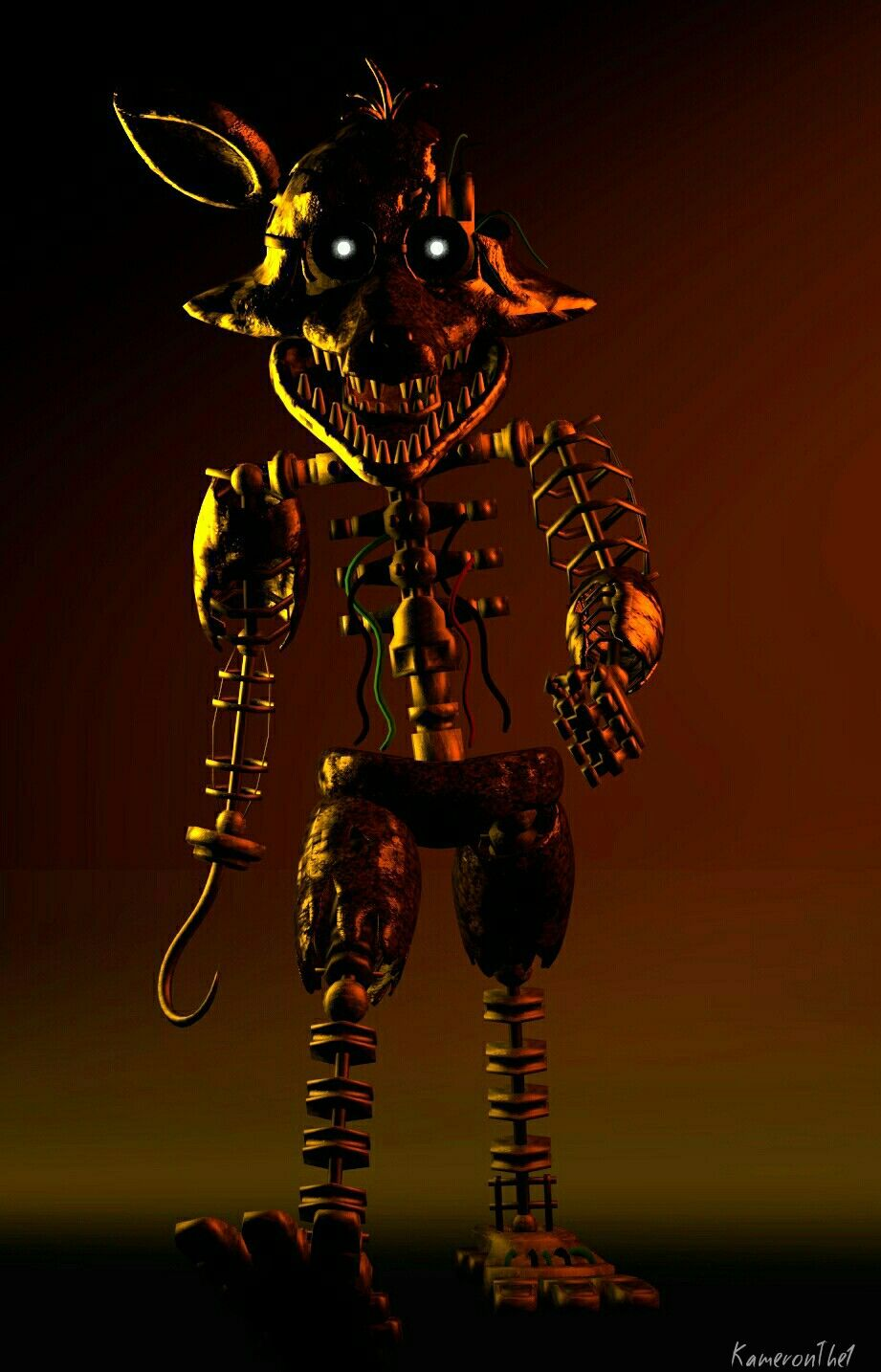 Ignited Foxy My Sfms Pinterest Five Night Fnaf And Five