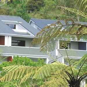 Portage Resort Hotel Picton, New Zealand
