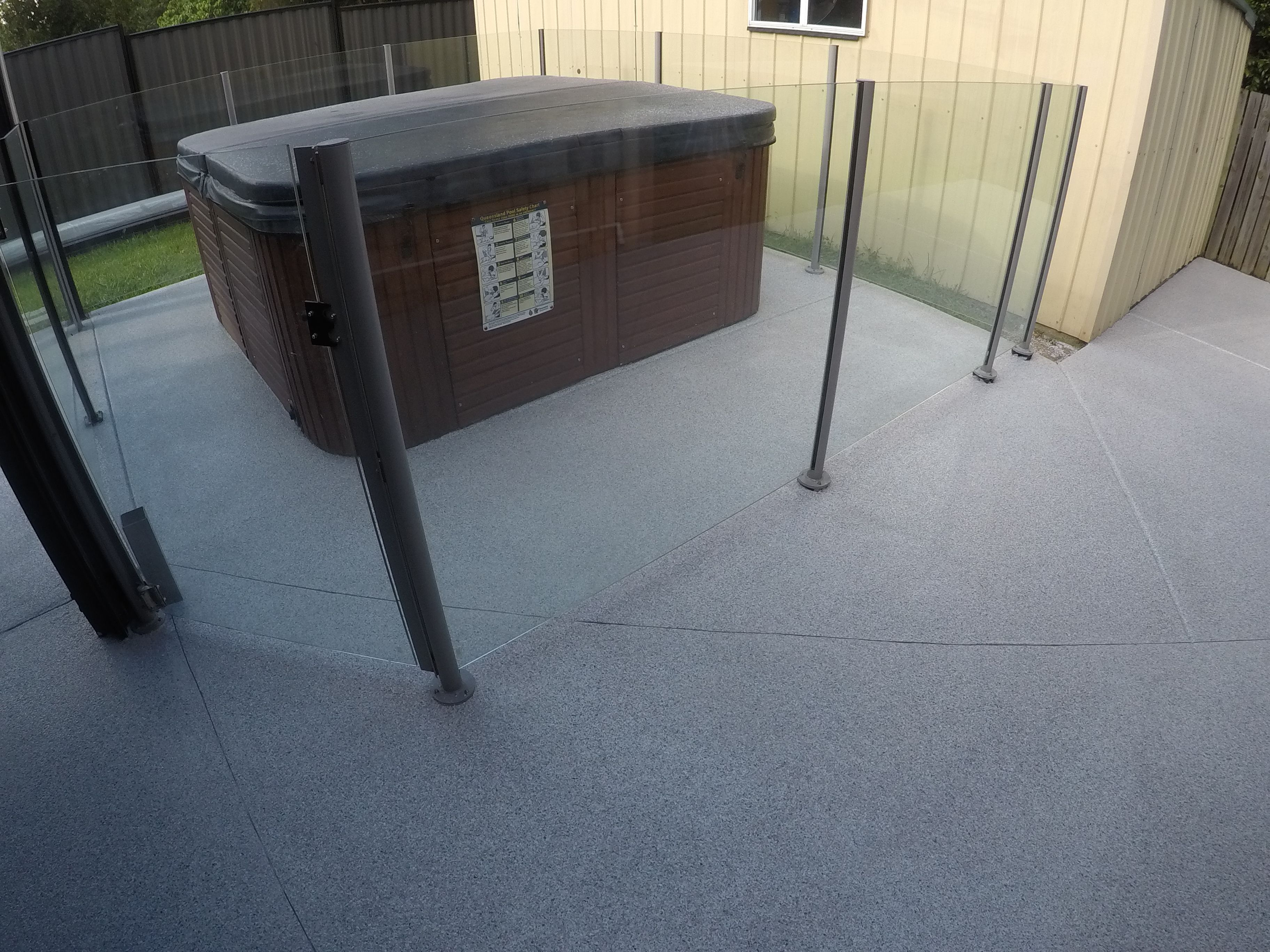 We Can Install An Epoxy Coating On