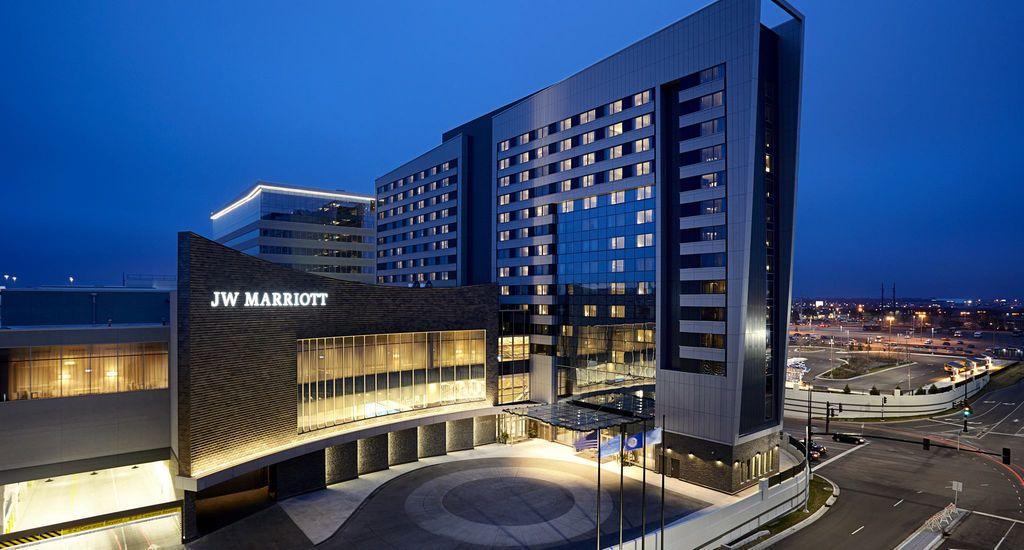 Mall Of America Hotels Jw Marriott Minneapolis
