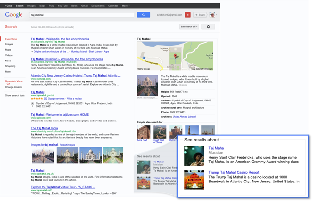 What You Need to Know About Google's New Knowledge Graph