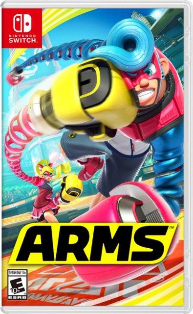 Arms Nintendo Switch Hacpaabqa Best Buy Nintendo Switch Games Nintendo Nintendo Switch
