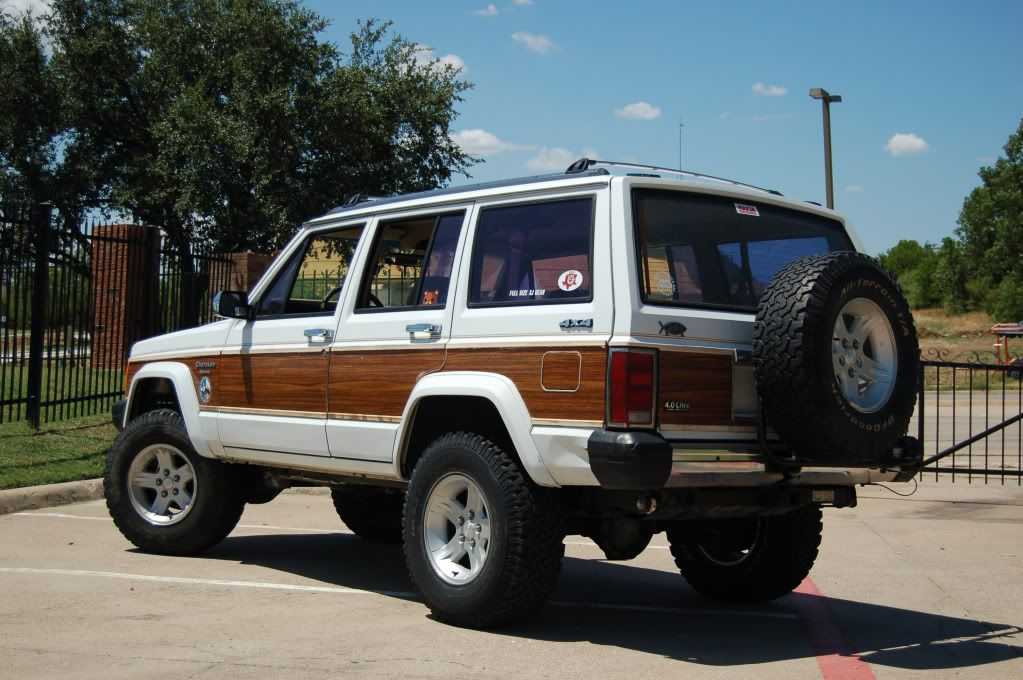 Jeep Cherokee Xj Woody Kit Google Search Jeep Cherokee Jeep