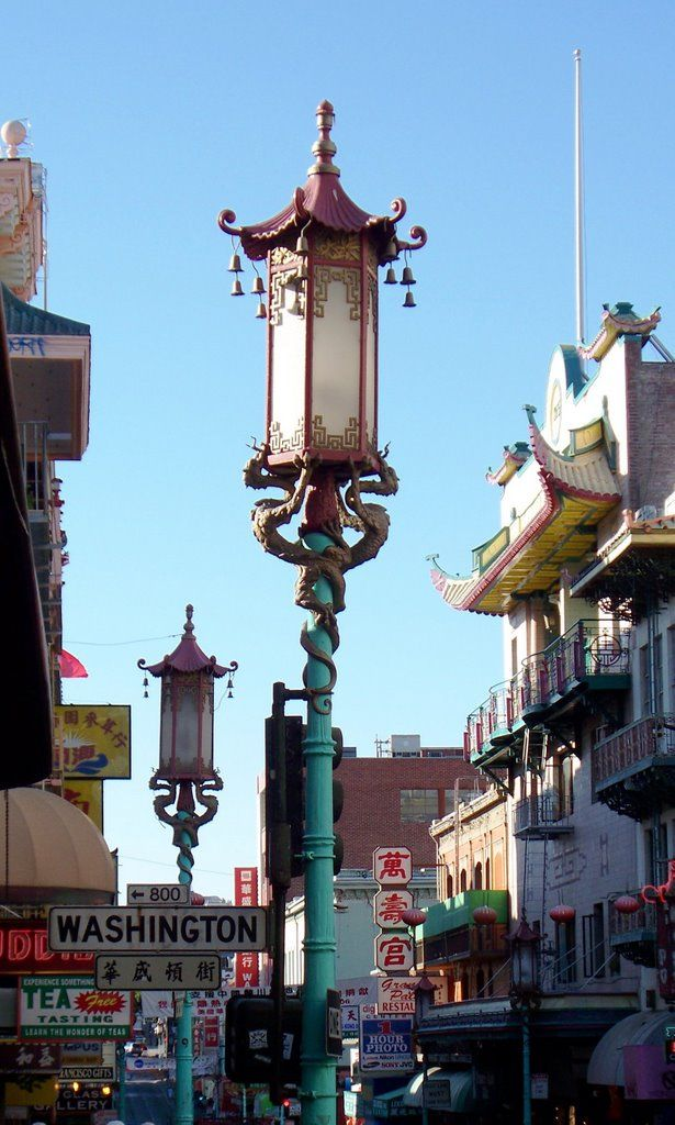 Chinatown San Francisco In 2019 Street Lamp Candle