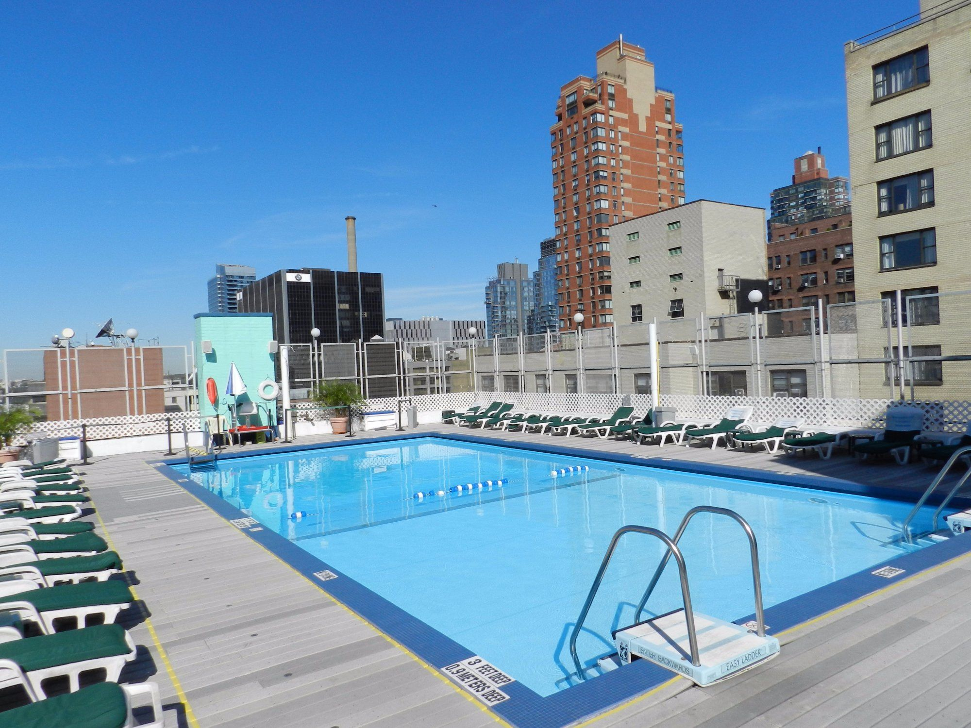 Book the watson hotel new york city on tripadvisor see - New york hotels with swimming pools ...