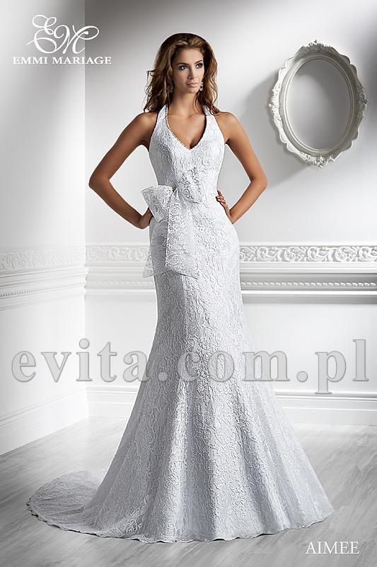010ed7dc76 Aimee suknia ślubna