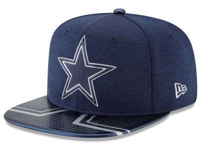 b203cf55c54 Dallas Cowboys New Era 2017 NFL Draft 9FIFTY Snapback Cap