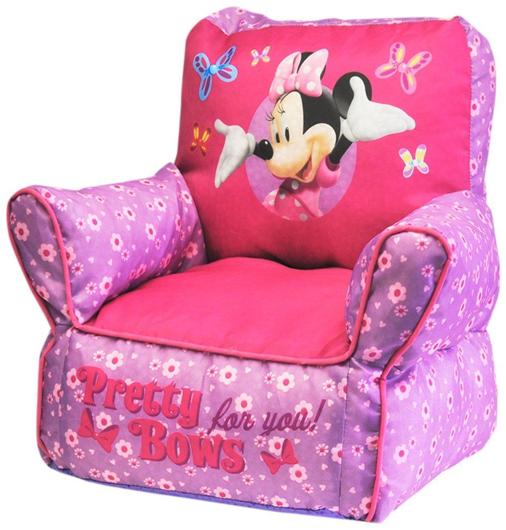 Astonishing Minnie Mouse Bean Bag Chair Barbies For Bella In 2019 Creativecarmelina Interior Chair Design Creativecarmelinacom