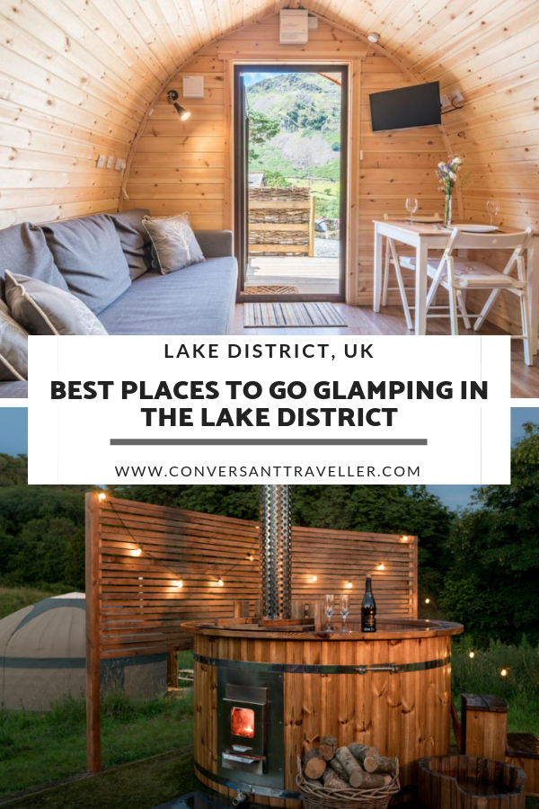 Lake District Glamping With Hot Tubs Glamping Lake District Go Glamping