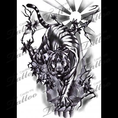 Pin By Createmytattoo Com On Chinese Tattoo Designs Custom Tattoo Design Tattoo Designs Tattoos