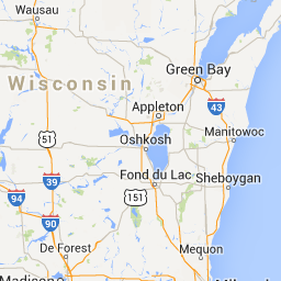 Big Stuff - Wisconsin - Google Maps | Green bay wisconsin ...
