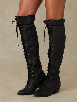 fad7c907a Joe Lace Up Boot on shopstyle.com | OMG shoes. | Shoe boots, Shoes ...