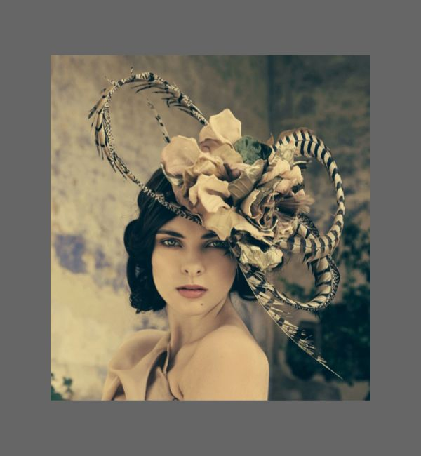 Haute Hat by Jane Taylor Millinery