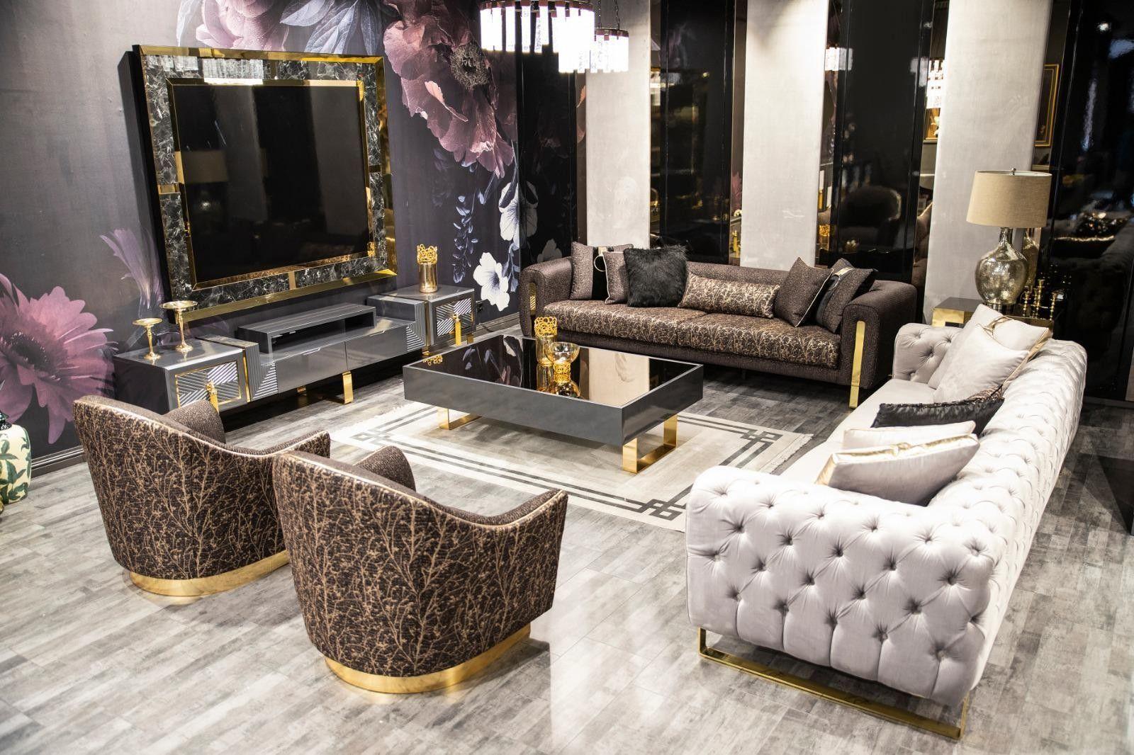 Parado sofa set in 9  Turkish furniture, Sofa set, Modern sofa set