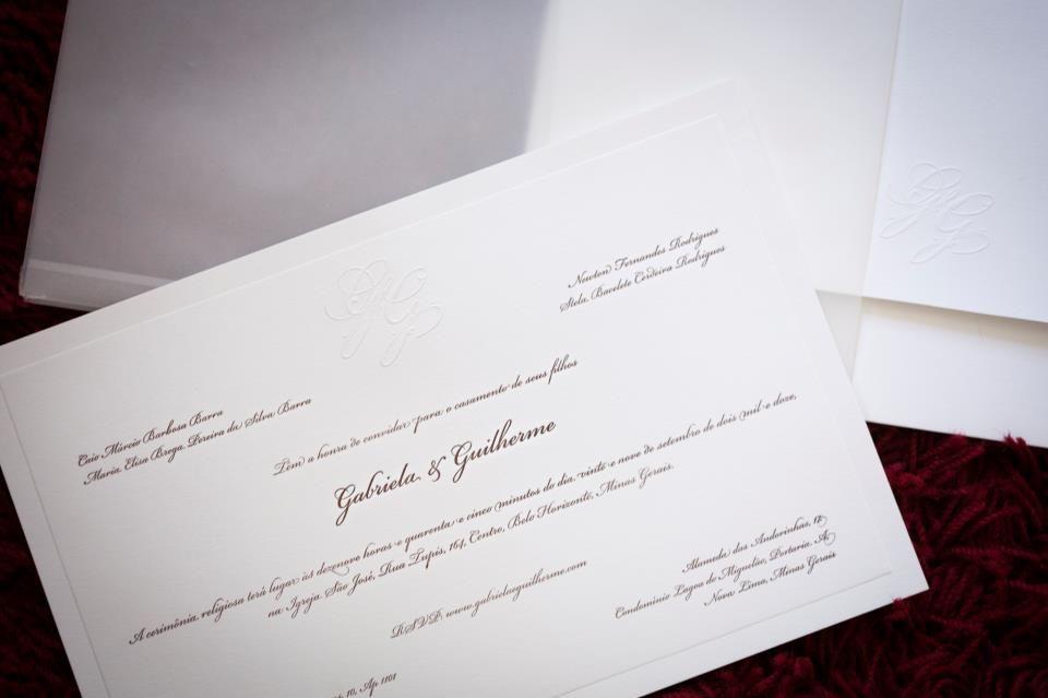 Convite formal desenvolvido pelo id wedding produzido em papel convite formal desenvolvido pelo id wedding produzido em papel especial empastado com impresso stopboris Choice Image