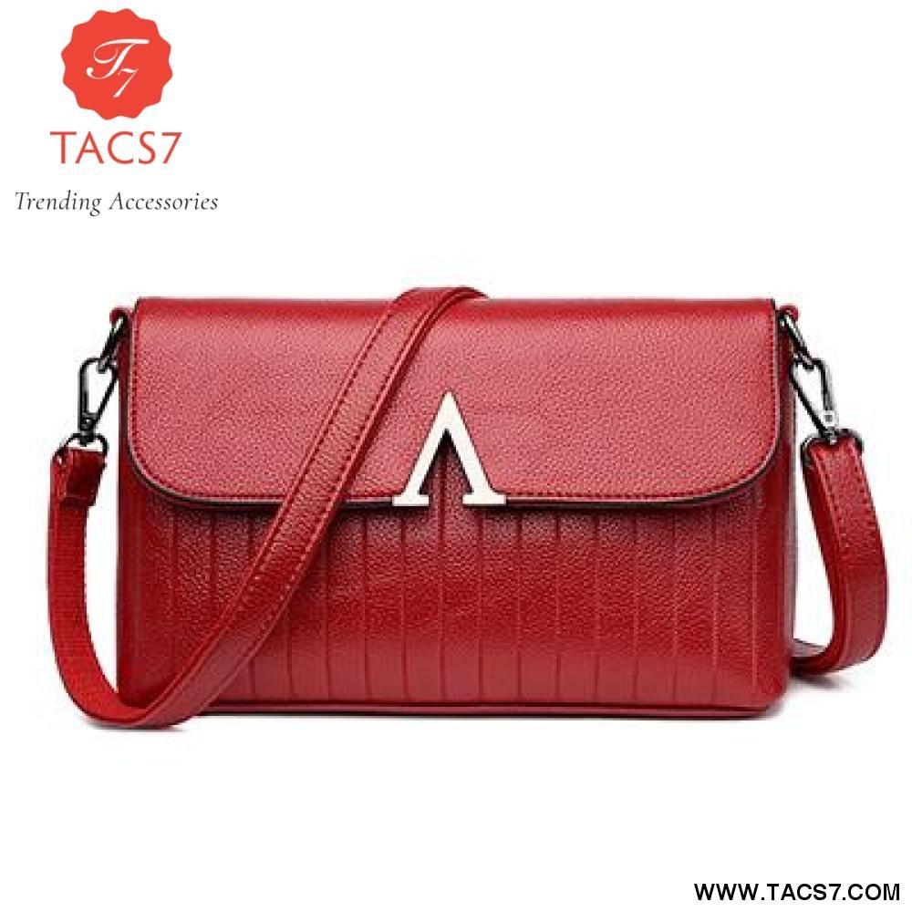 68e791771a MENGXILU Brand Fashion Crossbody Bags Women High Quality Pu Leather  Shoulder Bags V Letter Women Handbags