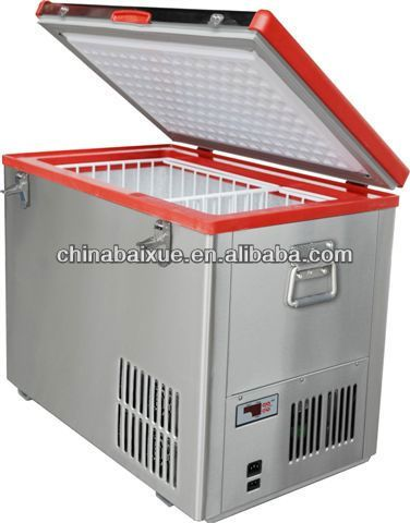 12v 24v Ac Dc Rv Camping Car Freezers Fridge Deep Freezer Portable Fridge Solar Panel Cost Portable Fridge Solar Car