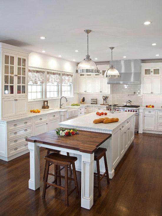 Kitchen Design Ideas, Remodels & Photos #Kitchen Design #Houzz ...