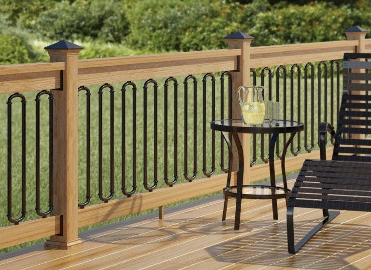Ideas interesantes para la terraza terraza pinterest - Vallas para terrazas ...