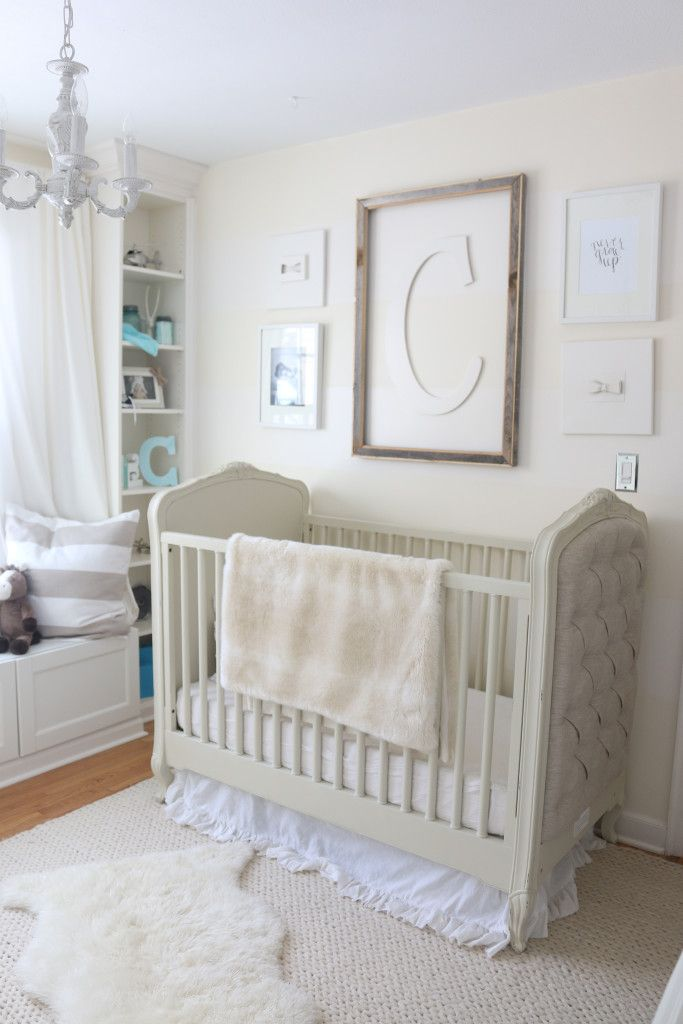 Camden's Cream and White Nursery White nursery, Nursery