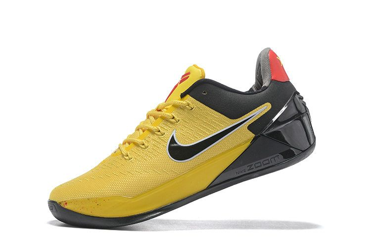 139ded6dab3c 2017 Nike Kobe A.D. Bruce Lee Yellow Black Red