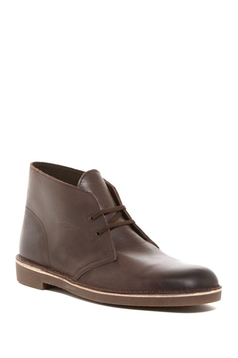 Clarks | Bushacre Chukka Boot | Men's Shoes | Mens fashion