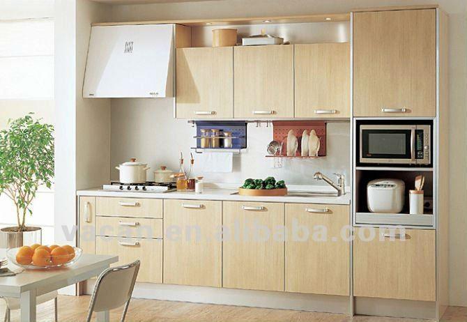 Kitchen Cabinet Door Laminate wooden cupboard parts with laminate kitchen cabinet door, view