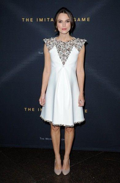 Keira Knightley Photos: 'The Imitation Game' Premieres in LA