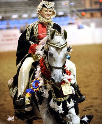 Native Costume Class Show Horses Arabian Horse Horses