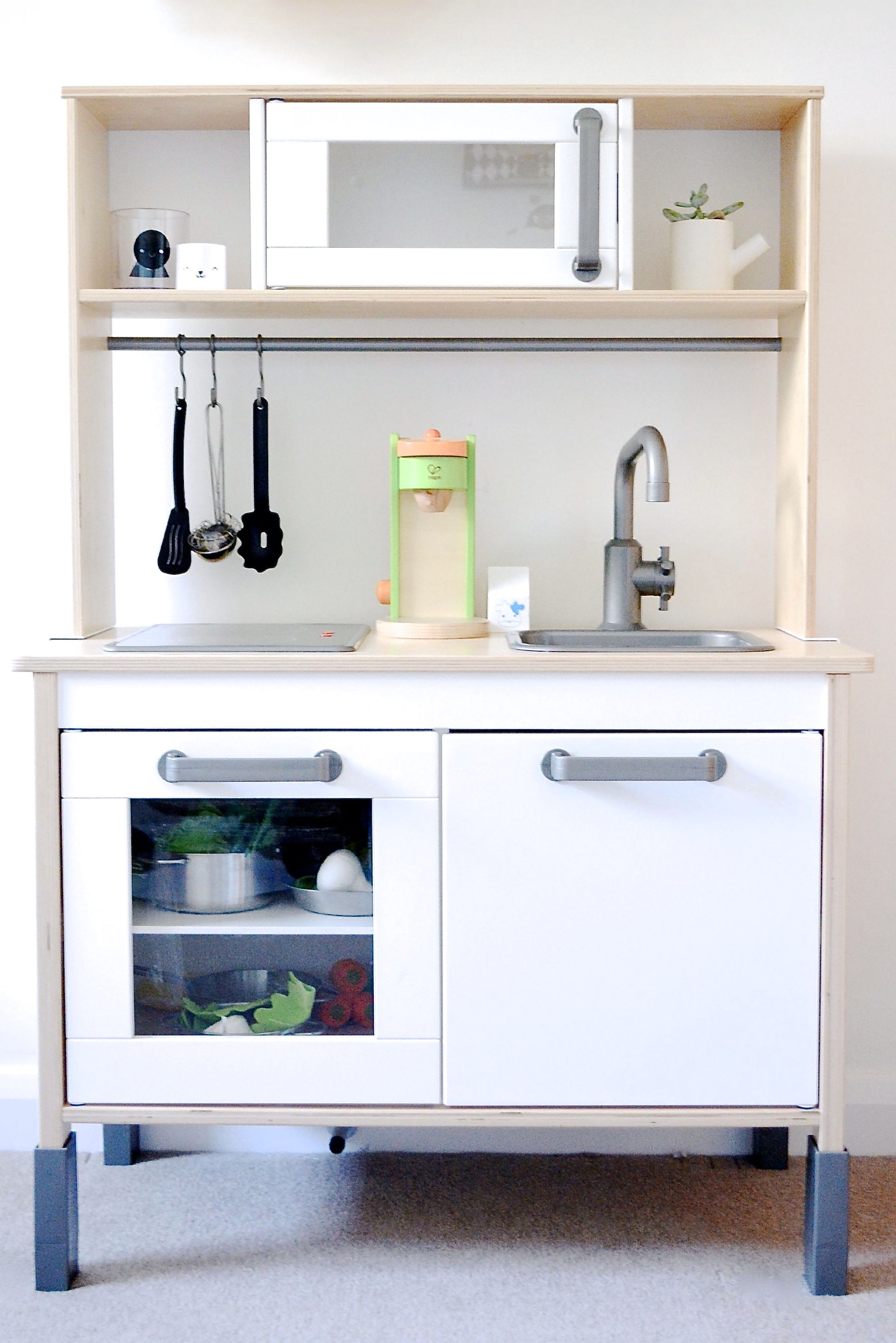 Ikea Duktig Play Kitchen Nursery Chalk Kids Blog   Nursery ...