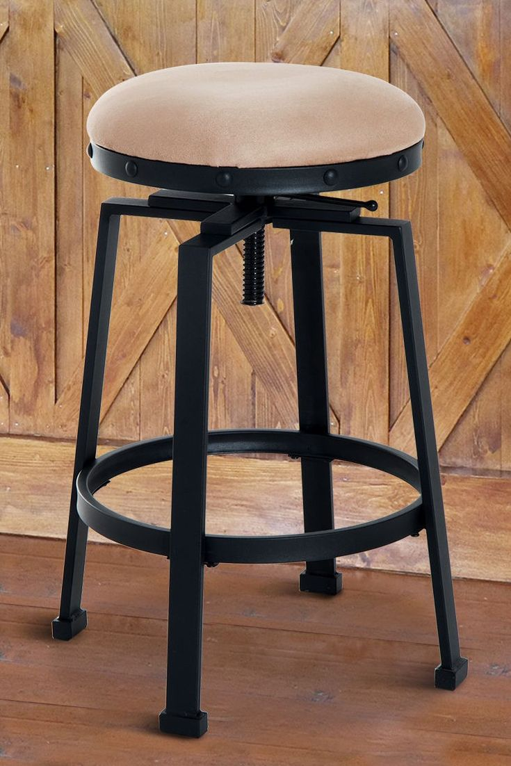 Fresh Bar Stools Adjustable Height Swivel