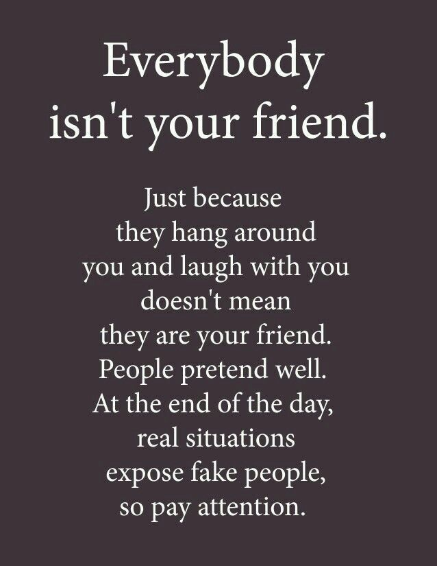 When Shit Gets Real, When People See You At Your Worst, Thatu0027s When You  Know Who Your Real Friends Are! How This Rings True!