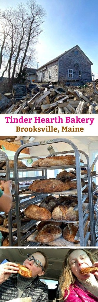 Tinder Hearth Bakery In Brooksville Maine Bakery Hearth I Am Awesome