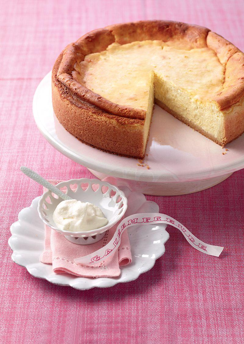 Feinster Kasekuchen Rezept Traumhafte Kuchen Rezepte