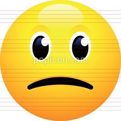 Slightly Frowning Face Emoji Emoji Frowning Georgia Tech Logo