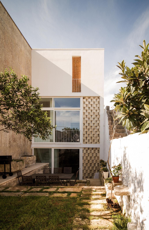 casa CM Architetti, Architettura, Architettura contemporanea