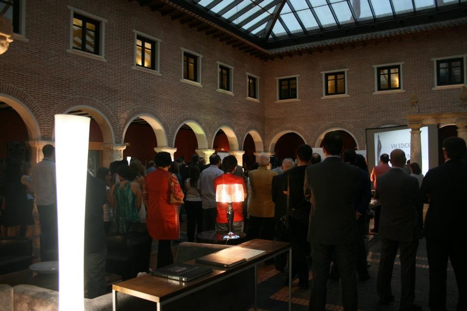 Gala de entrega de los Premios INTRAS 2011 en Valladolid