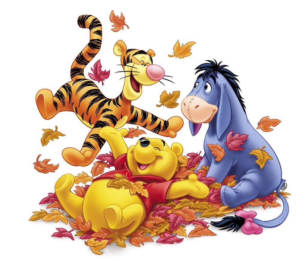 Pooh Autumn | Hello october, Disney winnie the pooh, Pooh