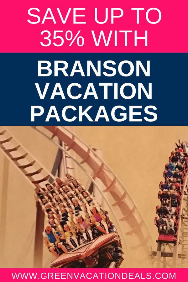 Save Up To 35 With Branson Vacation Packages Green Vacation Deals Branson Vacation Branson Missouri Vacation Vacation