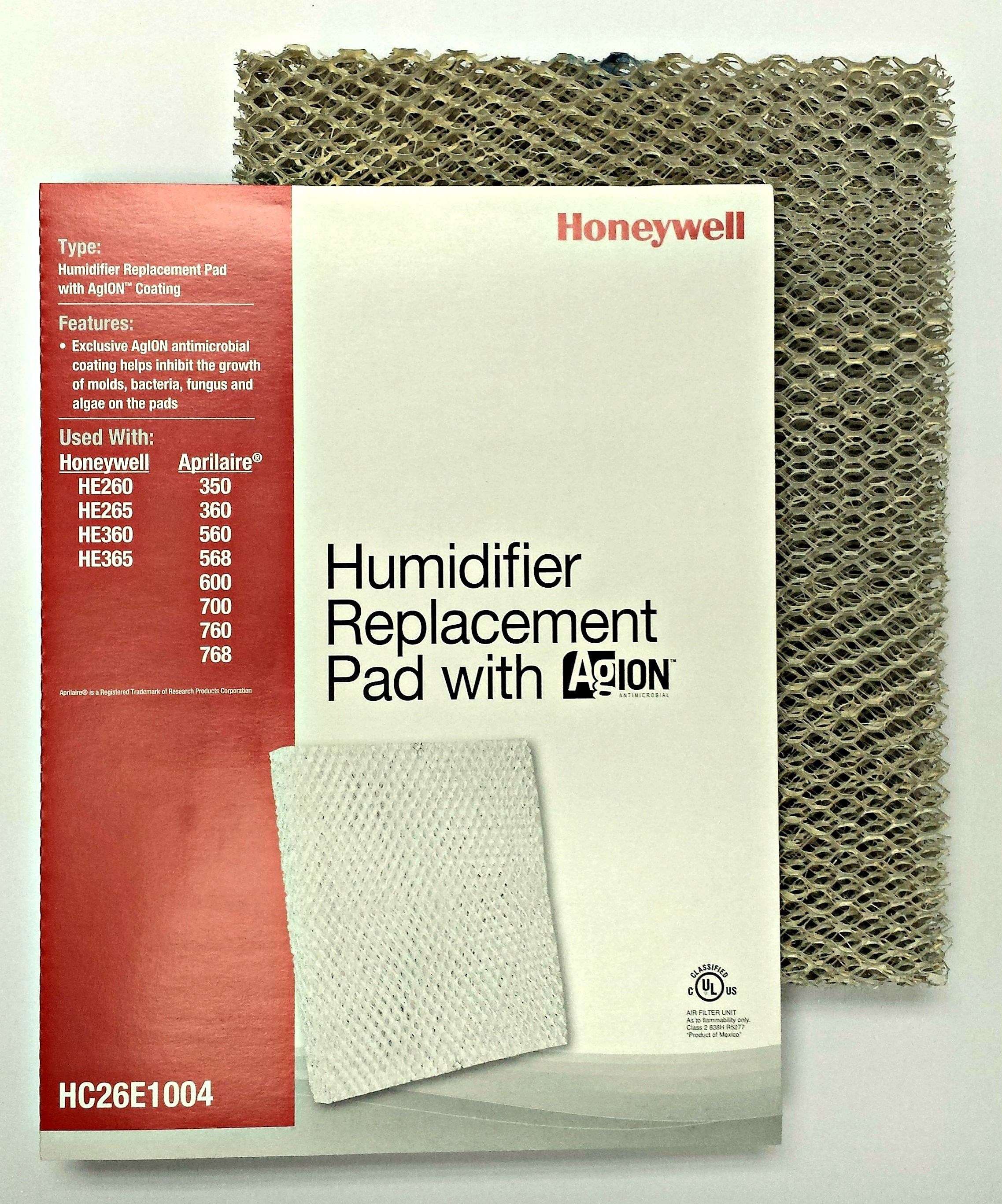 Honeywell HC26E1004 Humidifier Pad. Humidifier