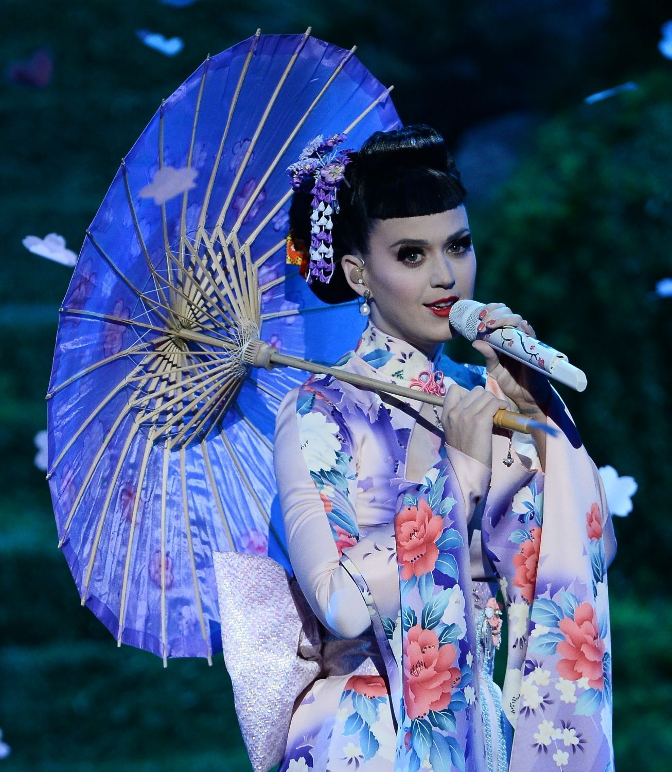 Image associée Katy perry, American music awards